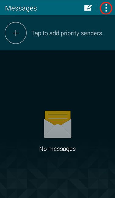 Protecting Android Default Messages app from Stagefright Android vulnerability