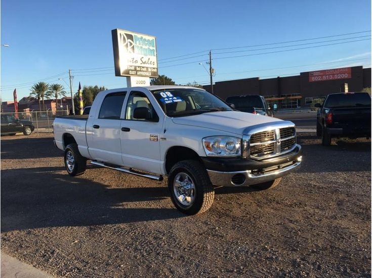2008 Dodge Ram 2500 Mega Cab from Priced Right Auto Sales