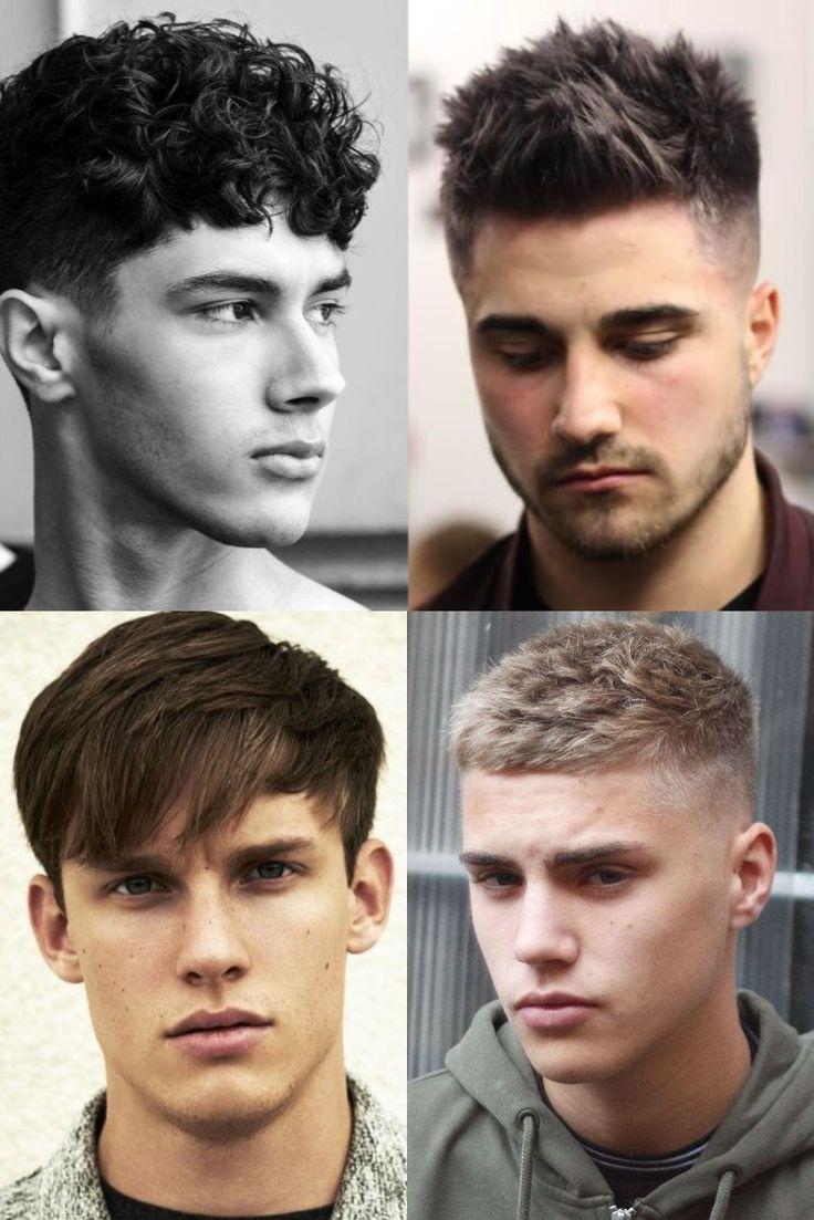 50+ Die besten Männer Haarschnitte für 2020 #frisuren ...