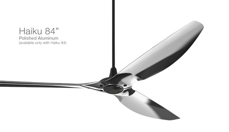 Works with NEST - Haiku, the most advanced residential ceiling fan | Big Ass Fans
