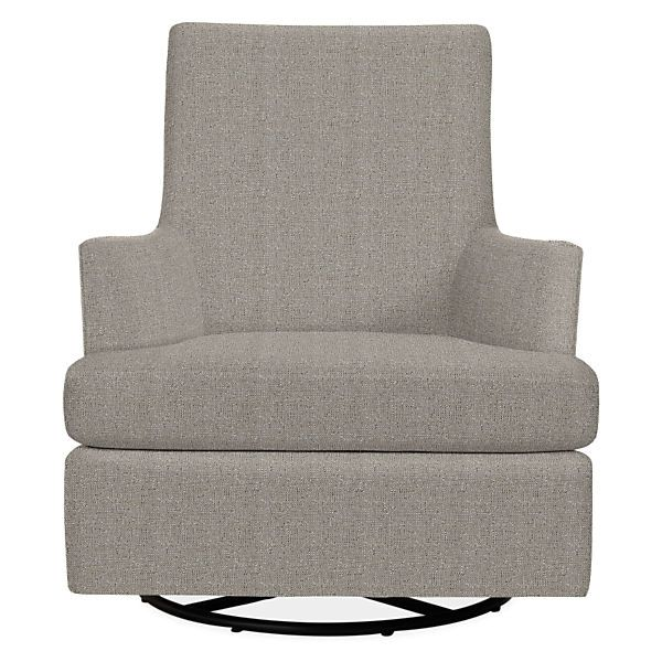 Nadine Swivel Glider Chair Ottoman Swivel Chairs Modern Living Room Furniture With Images Swivel Glider Chair Chair And Ottoman Modern Furniture Living Room