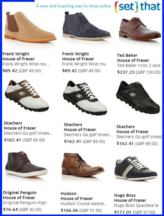 Sneakers are very popular among men when it comes to fashion shoes. The comfort of this pair helps protect the feet form daily wear and tear and is now considered suitable for every occasion, either from a workout or for a workplace.