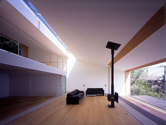 living room - tezuka