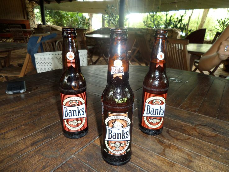 Experiencing Banks Beer Of Barbados