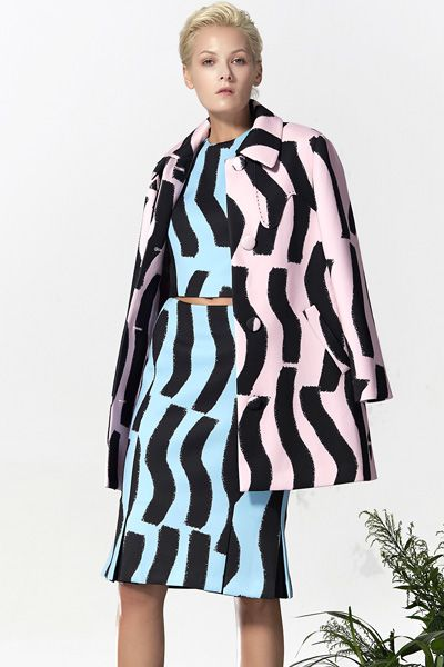 Butterfly Effect Collection: Top, Skirt, Coat, Prints