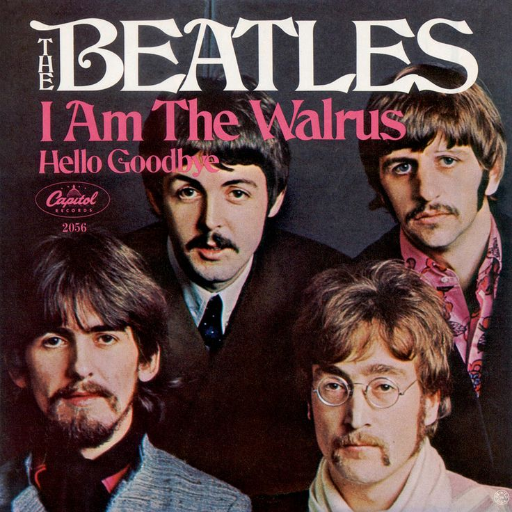 """December 30, 1967 - The Beatles scored their 15th US No.1 with 'Hello Goodbye'. McCartney gave an explanation of its meaning in an interview with Disc: """"The answer to everything is simple. It's a song about everything and nothing. If you have black you have to have white. That's the amazing thing about life."""" •• #thebeatles #beatles #thisdayinmusic #1960s #paulmccartney #johnlennon"""