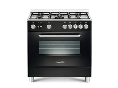 Cuisini re la germania co810ndt 80x50 gaz coloris noir prix promo conforama 4 - Cuisiniere la germania ...