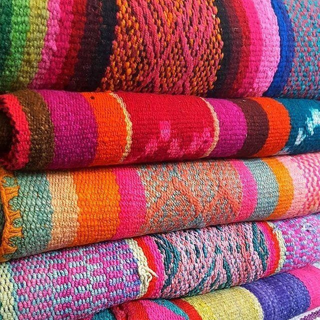 SALE All my Peruvian rugs are on SALE.. . We need room for the new beauties I will source in my trip to Peru and Colombia in September. ❤ Hurry up if you don't want to miss this opportunity. Remember to use your 10% coupon code discount at check out when you subscribe to our Newsletter
