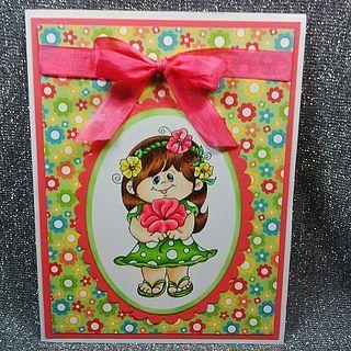 OCS - New High Hopes Image: Little Miss Springtime!