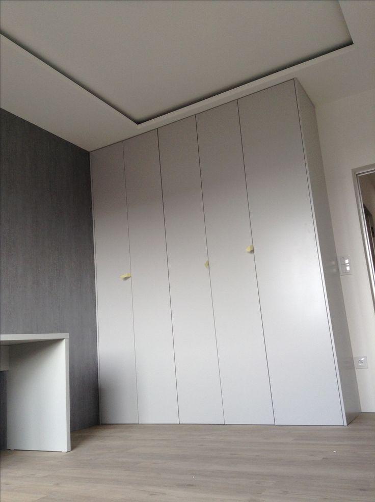 Chalanska izba / Boy bedroom  #grey #colour