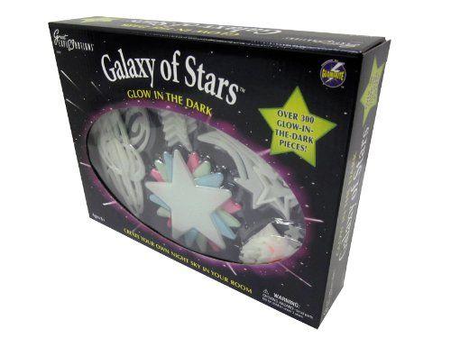 Galaxy of Stars Glow in the Dark Wall Decoration Kit University Games http://www.amazon.com/dp/B0085093IM/ref=cm_sw_r_pi_dp_cxhYtb0A7H63T5JW