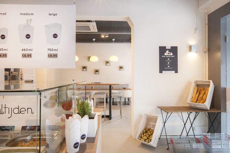 Angie's Fast Fresh Food Rotterdam