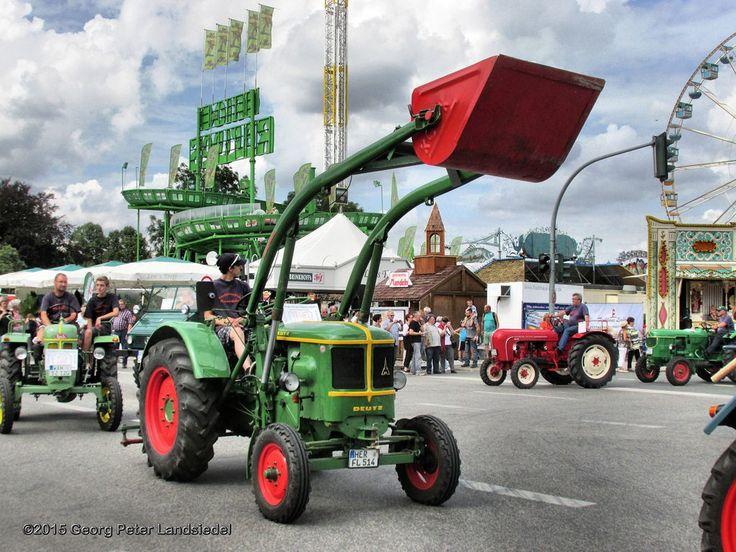 Alle Größen | Traktor Deutz - Wanne-Eickel Cranger Kirmes_9322_2015-08-15 | Flickr - Fotosharing!