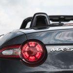 The Latest 2016 Mazda MX-5 Miata Car Back Light