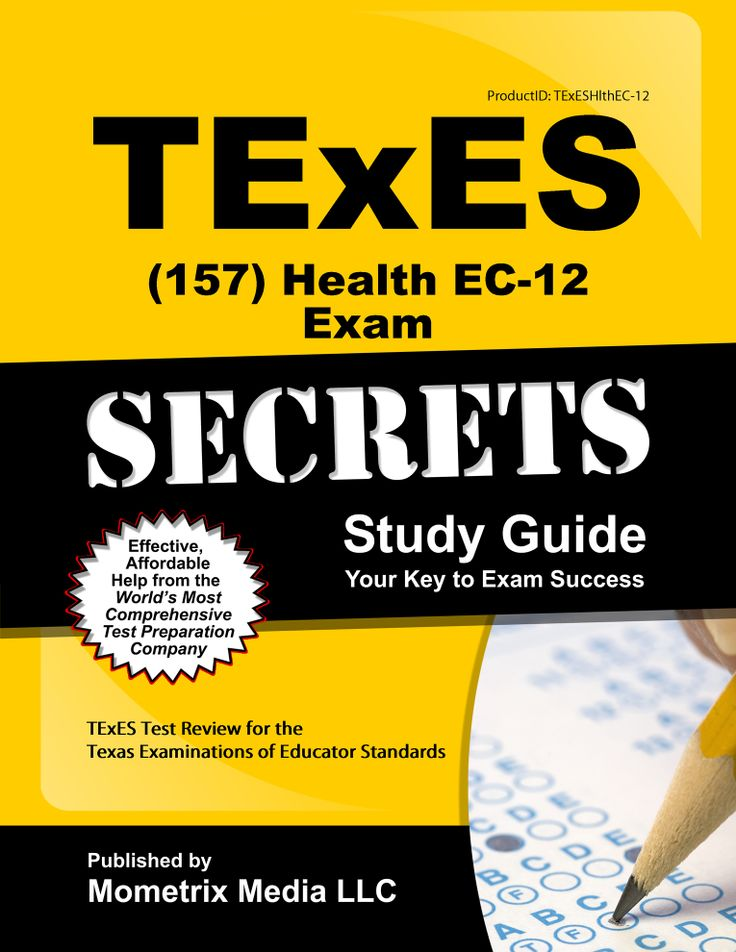 74 best texes study guides images on pinterest study guides test texes 157 health ec 12 exam study guide httpmo fandeluxe Images