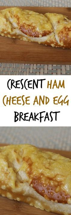 This ham, cheese and egg crescent breakfast makes things a little easier by using store-bought crescent roll dough for a crust instead of homemade crust.