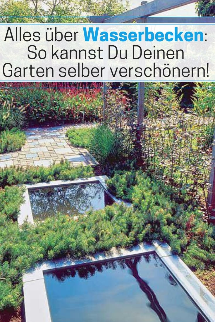 Wasserbecken Anlegen Selbst De Wasserbecken Garten Wasserbecken Garten
