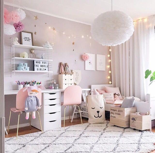 Room Decor für Mädchen