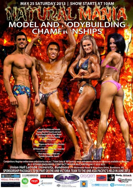 ANB Natural Mania Fitness & Bodybuilding Championships