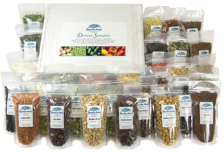 Backpacking Food: Harmony House – This dehydrated pack has a big variety of vegetables, herbs, and beans trail ready. It is fun to combine a plethora of mixtures with quinoa, rice, and pasta.