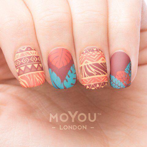 Tropical Collection - MoYou London.