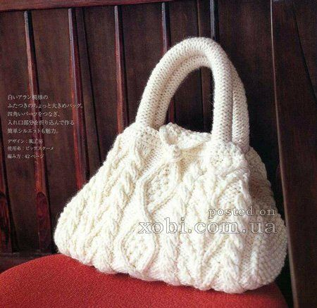 17 Best images about Bag knitting patterns on Pinterest ...