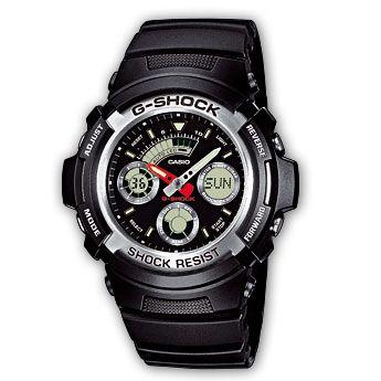 Reloj Casio G-Shock AW-590-1AER - Información antes de comprar http://blgs.co/97qHf3