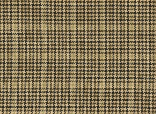 Woven English Houndstooth Equestrian Check Country Plaid