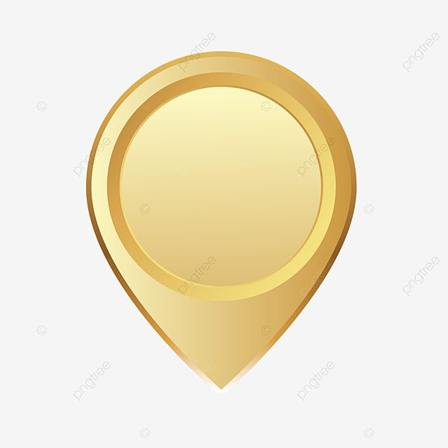 Location Gold Icon Vector Location Clipart Landmark Png And Vector With Transparent Background For Free Download Wedding Logo Design Location Icon Wedding Album Design