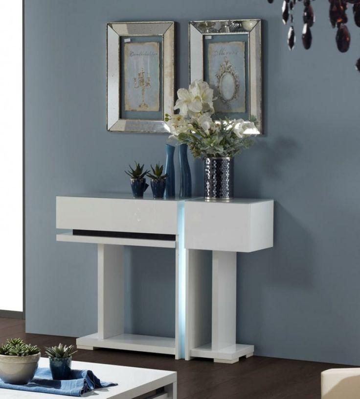 M s de 25 ideas incre bles sobre mesa para pasillo - Decoracion de pasillos estrechos ...