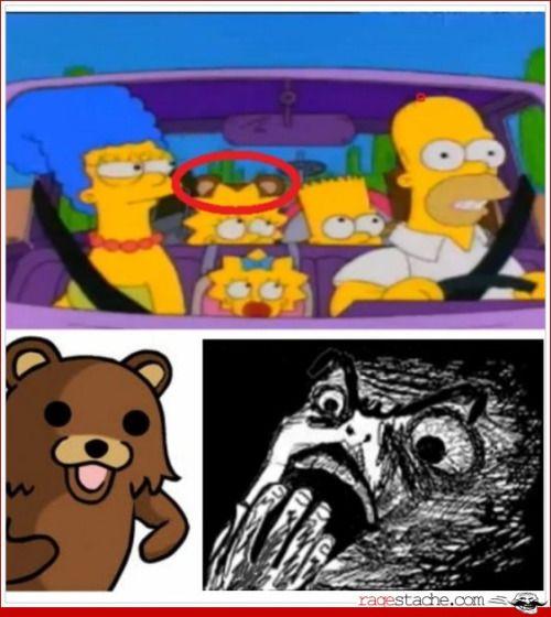 Pedobear Simpsons http://ift.tt/1PVpOZT