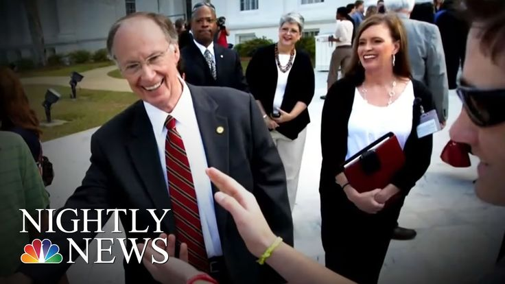 Apr 10, 2017 Alabama Gov. Robert Bentley To Face Impeachment Hearings | NBC Nightly News