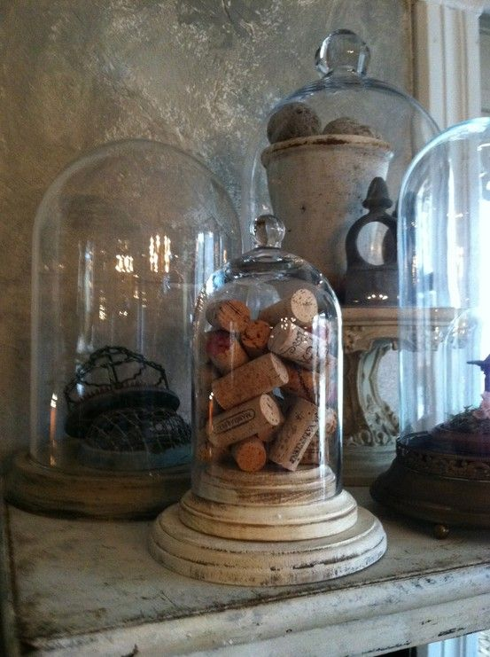 106 Best DOMES Images On Pinterest Bell Jars Apothecary