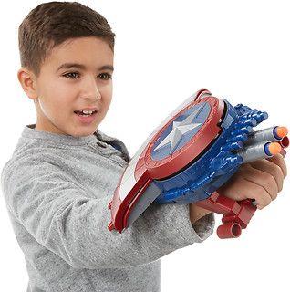 Tarcza Kapitana Ameryki to wyjątkowy przeznt dla wielbicieli Marvela. Chłopcy mogą poczuć wyjątkowe emocje wcielając się w postać Avengersa. #Xmas #dzieci #prezenty #zabawki