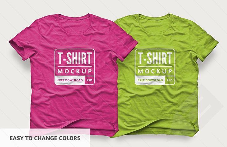 Medialoot - T-Shirt Design Mockup