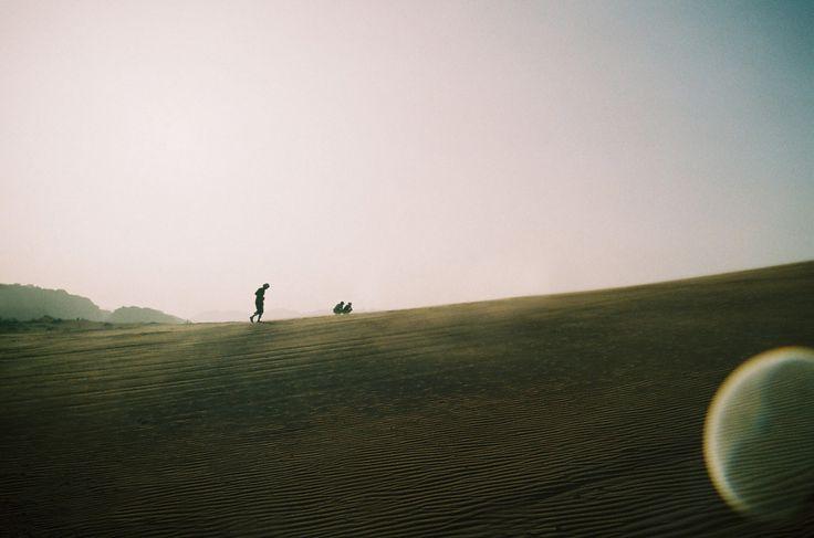 Smena - horakomi:   Desert  Taken with Smena 8m