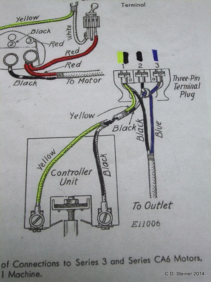 sew machine motor wire diagram 3 owner manual \u0026 wiring diagram