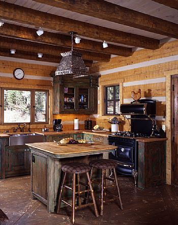 Stonemill Log Cabin Pictures - Goodacre Project