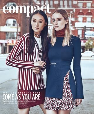 The Kit Compact September 2015  The fall fashion issue features the best of Toronto style: the top 10 pieces to buy right now, a fashion girl gang that inspires #squadgoals and the season's most essential beauty trends.
