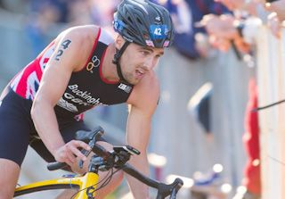 Mark Buckingham, Chicago ITU World Triathlon Grand Final - Team Dassi
