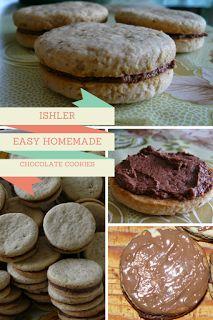 Ishler - chocolate cookies