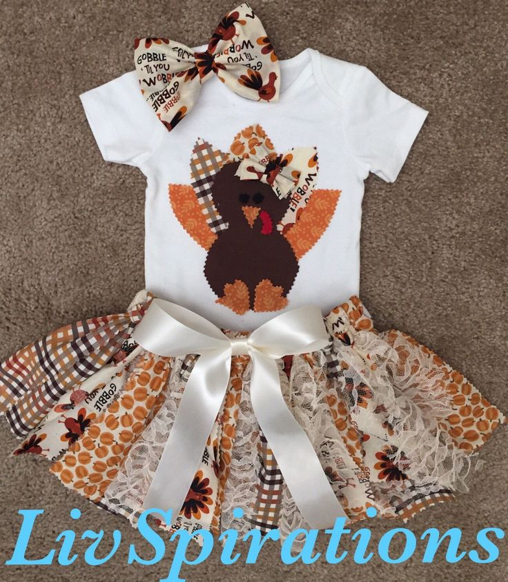 Turkey Onesie-Thanksgiving Outfit-Thanksgivng Outfit for baby girl-Toddler-Girls-Thanksgiving-Thanksgiving Gift-Baby Firsts Thanksgiving by LivSpirations on Etsy https://www.etsy.com/listing/464578638/turkey-onesie-thanksgiving-outfit