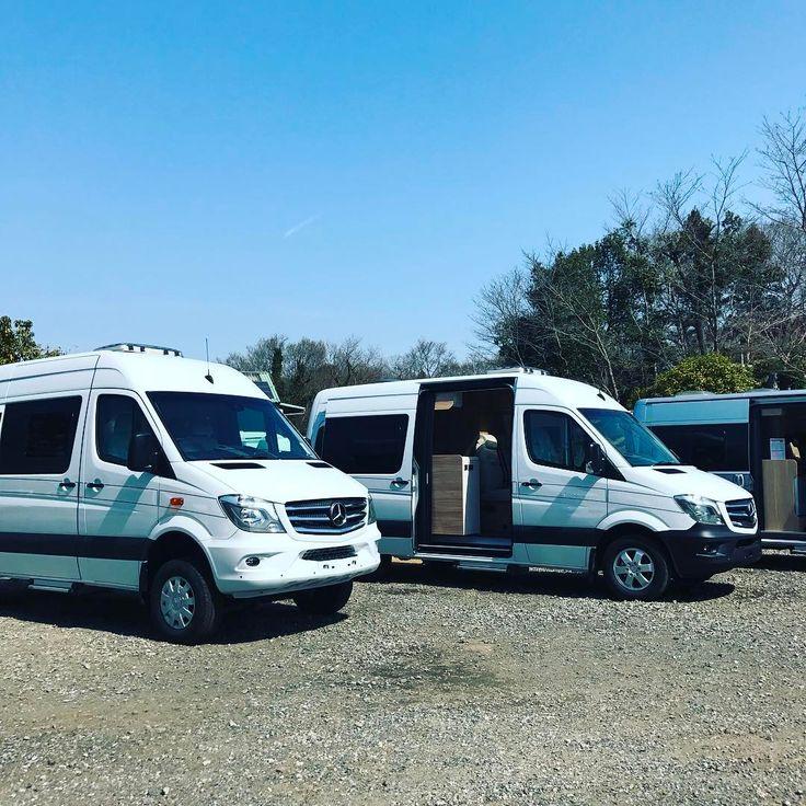 いいね!16件、コメント2件 ― RVLandさん(@rvland6767)のInstagramアカウント: 「ベンツベースHYMERCARのGrandCanyonS展示中。 今週はHYMERCAR勢揃い。 #campingcar #hymer #rvland #キャンピングカー #hymercar…」
