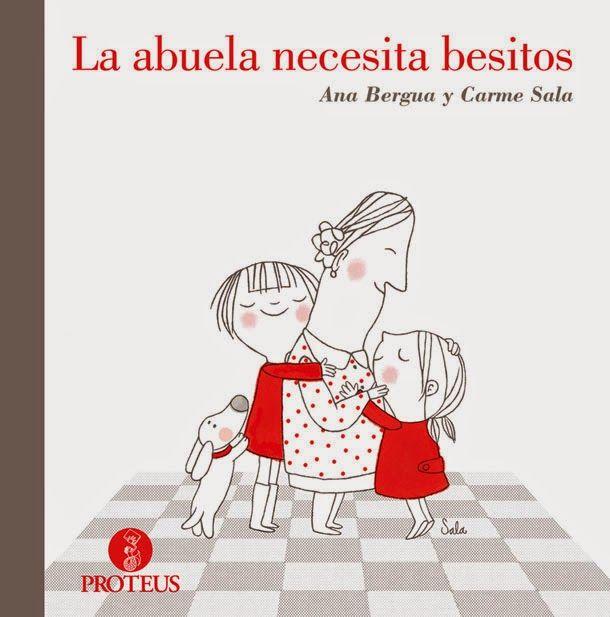 Ana Bergua y Carme Sala nos ofrecen en este libro el remedio para los abuelos que tienen alzheimer: tener una nietas como Maite y Laura.