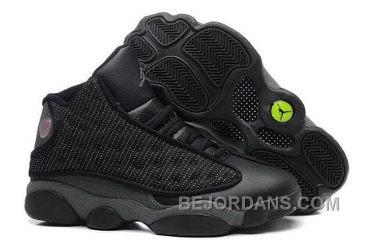 http://www.bejordans.com/denmark-nike-air-jordan-xiii-13-retro-mens-shoes-all-black-special-big-discount-fhwjh.html DENMARK NIKE AIR JORDAN XIII 13 RETRO MENS SHOES ALL BLACK SPECIAL BIG DISCOUNT FHWJH Only $93.00 , Free Shipping!