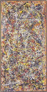 David Geffen Sells Jackson Pollock for $140 million - New York Times