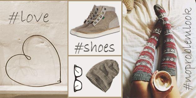 capelli lunghi unghie colorate e cuffiette per la musica, cappellino, jeans e scarpe stringate. le scarpe perfette da regalare ad una hipster: Kickers