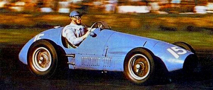 1952 Ferrari 500 (Louis Rosier)