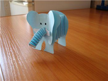 olifant met muizentrappetjes