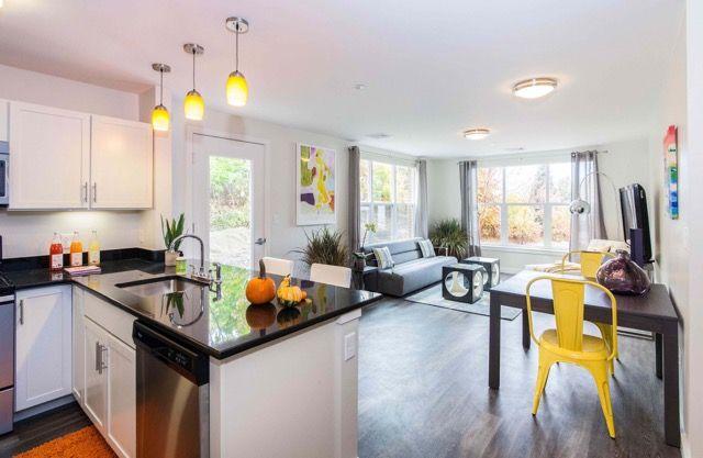Linea Cambridge Living Area Luxury Apartments Apartment Building Apartment